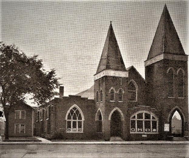 Second United Methodist Building 1923